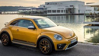 Volkswagen Жук