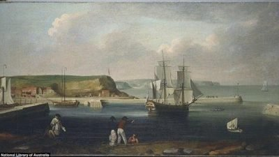 Найдено место затопления корабля Джеймса Кука (Фото)