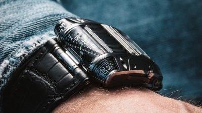 Как выглядят и сколько стоят самые необычные часы в мире (Фото)