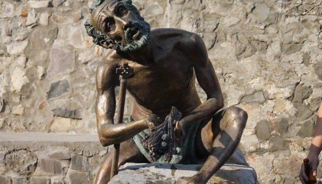 пам'ятник кельту