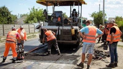 Де у Дніпрі ремонтують дороги