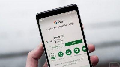 сервис Google Pay
