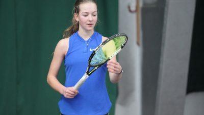 Юная криворожанка одержала победу на международном турнире