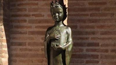 Памятник Анне Ярославне