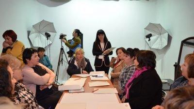 Работа в группе на Форуме лидеров в Павлограде