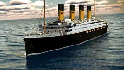 Легендарний «Титанік» знову відправлять в рейс (фото, відео)
