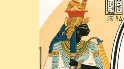 Археологи обнаружили в Египте стелу, посвященную двум царицам