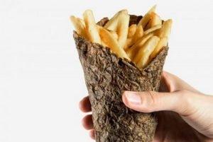 упаковка для картофеля-фри