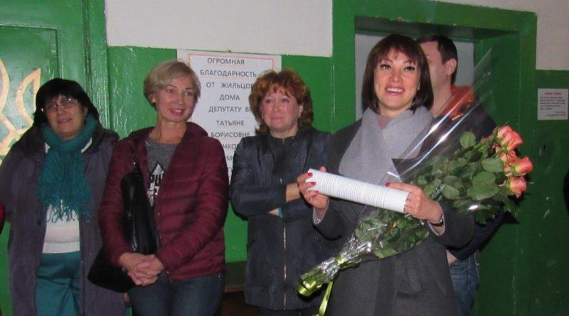 Тетяна Ричкова_ліфт