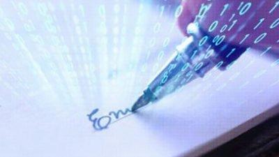 електронний підпис