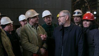 Работники Николаевской верфи поддержали Программу Вилкула 4