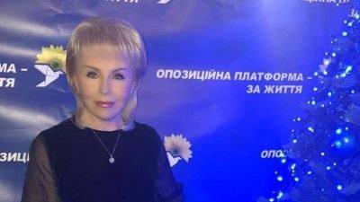 Мария Пустовая с Новым годом
