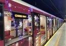 рождественские поезда