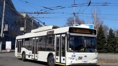 У Дніпрі по Слобожанському проспекту не будуть ходити тролейбуси