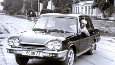 уникальный автомобиль