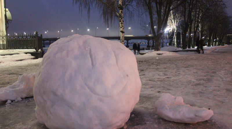 Днепр_набережная-погода-снег-зима