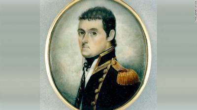 останки мореплавателя Метью Флиндерса