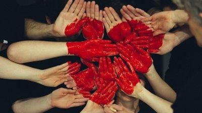 сердце- кров