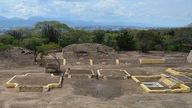 храм бога_Мексика