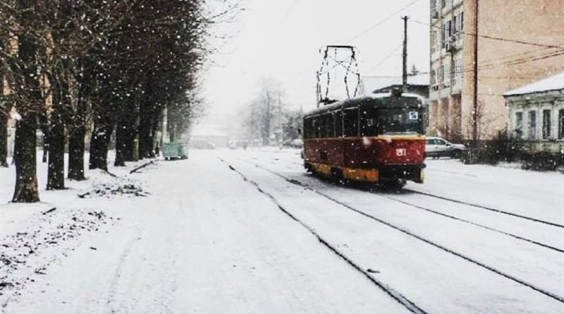 трамвай Дніпро