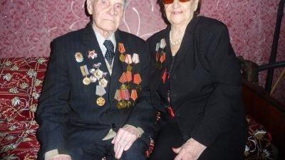 На Дніпропетровщині дідусь-старожил відсвяткував ювілей (Фото)
