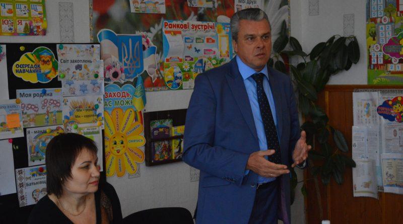 Олег Кужман: село змінює обличчя