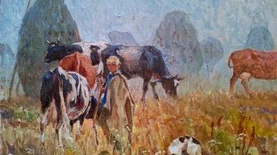 картина Талєєв