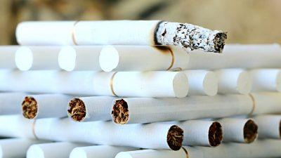 сигареты курение