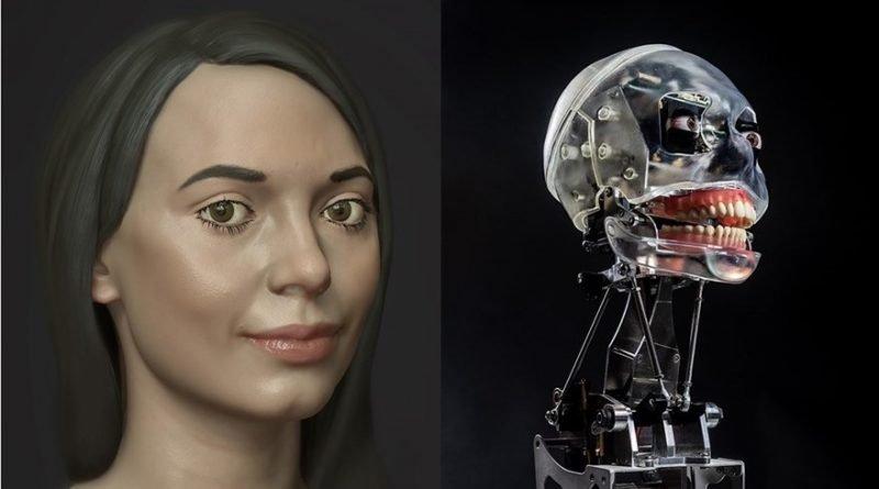 робот-художница