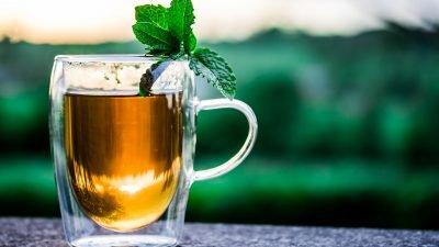 чай мята