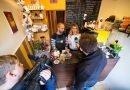 У нее самое маленькое кафе в Польше и это круто