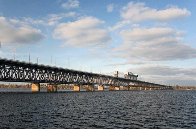Амурский мост_Днепр