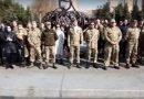 В Днепре воины АТО совместно с Геннадием Бутенко