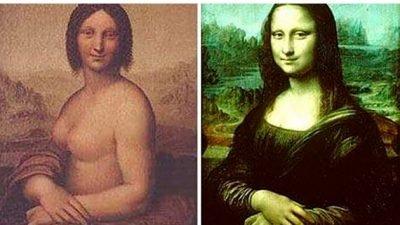 картина Леонардо да Вінчі