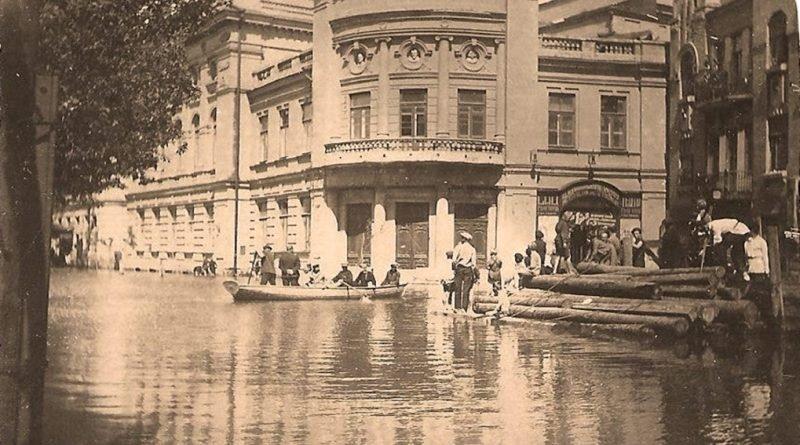 Наводнения_Днепр