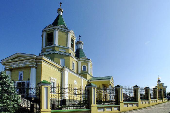 Новый Кодак_Свято-Николаевский храм