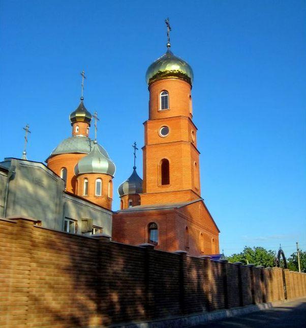 Стара Огрінь_Миколаївська церква