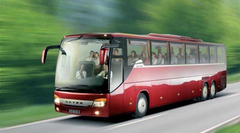 Автобусом из Украины в Польшу