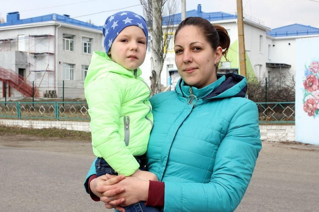 дитсадок Веснянка_село Миколаївка