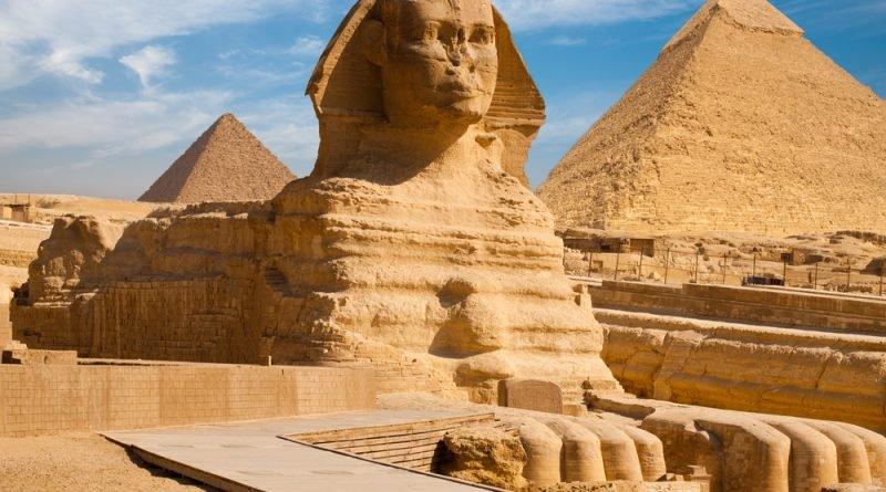 статуи_Египет