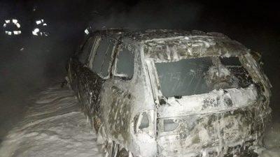 згоріли авто_Дніпро