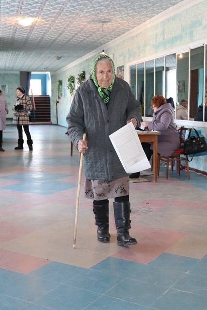 вибори Дніпрообласть