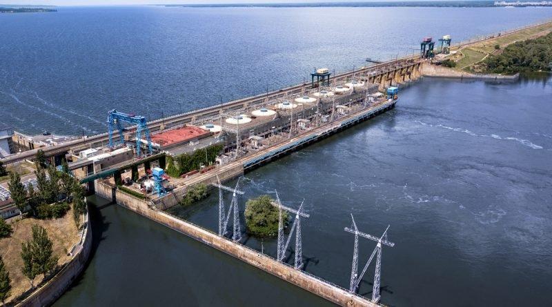 Среднеднепровская ГЭС