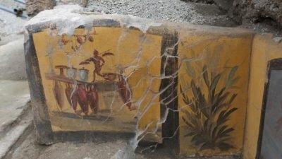 древнеримский фастфуд