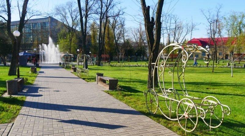 парк Покров