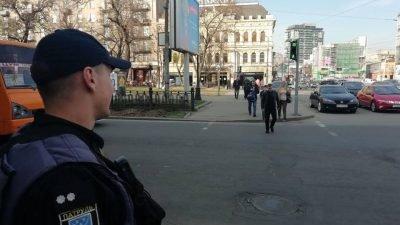 пішохід Дніпро -порушення