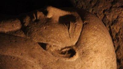 саркофаг верховного жреца