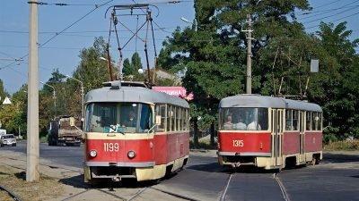 трамваї