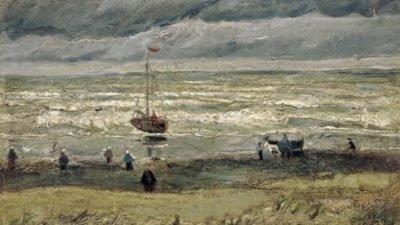 В Амстердамі виставили вкрадені картини Ван Гога