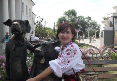 Майстриня з Дніпропетровщини створює дивовижні ляльки (Фото)